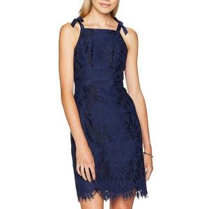 Lilly Pulitzer | Fern Gallery Lace True Navy